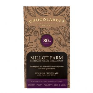 Chocolarder 80% Sambirano Dark Chocolate